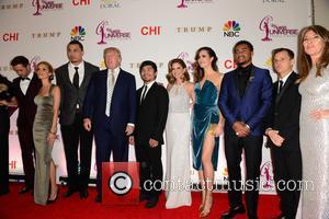William Levy, Kristin Cavallari, Giancarlo Stanton, Donald J. Trump, Manny Pacquaio, Natalie Morales, Louise Roe, DeSean Jackson, Rob Dyrdek and...
