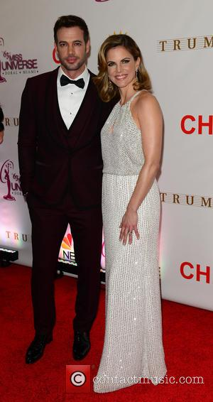 William Levy and Natalie Morales - The 63rd Annual Miss Universe Pageant at Trump National Doral - Red Carpet Arrivals...