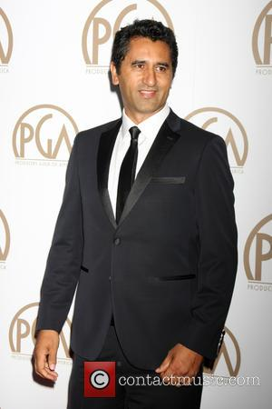 Cliff Curtis - A variety of stars were photographed on the red carpet as they attended the Producers Guild of...