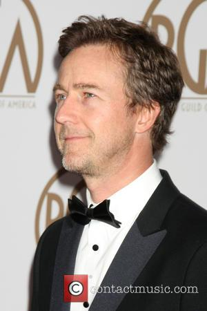 Edward Norton - A variety of stars were photographed on the red carpet as they attended the Producers Guild of...