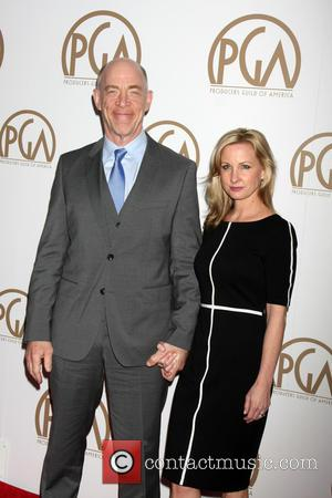J.K. Simmons and Michelle Schumacher - A variety of stars were photographed on the red carpet as they attended the...