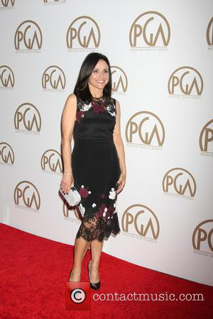 Julia Louis-Dreyfus - A variety of stars were photographed on the red carpet as they attended the Producers Guild of...