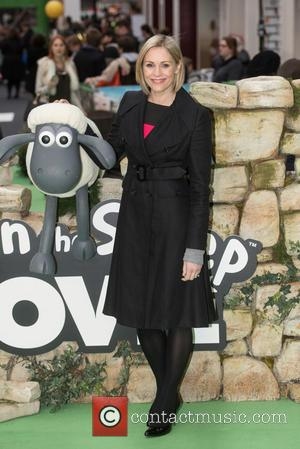 Jenni Falconer - Shaun The Sheep Movie - UK film premiere held at the Vue West End - Arrivals. -...
