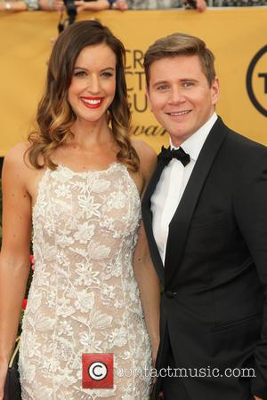 Allen Leech and Charlie Webster - A host of stars were photographed on the red carpet as they arrived at...