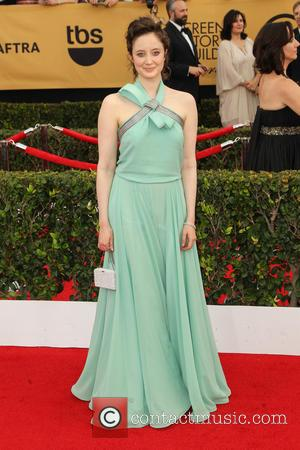 Andrea Riseborough - A host of stars were photographed on the red carpet as they arrived at the 21st Annual...
