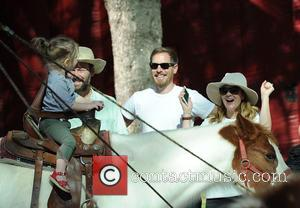 Drew Barrymore, Will Kopelman and Olive Kopelman - American actress Drew Barrymore was spotted out with her husband Will Kopelman...