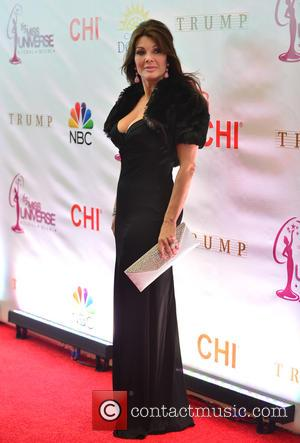 Lisa Vanderpump - The 63rd Annual Miss Universe Pageant at Trump National Doral - Red Carpet Arrivals at Trump National...