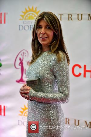 Nina Garcia - The 63rd Annual Miss Universe Pageant at Trump National Doral - Red Carpet Arrivals at Trump National...