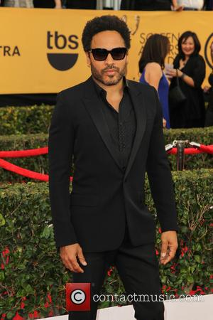 Lenny Kravitz - A host of stars were photographed on the red carpet as they arrived at the 21st Annual...