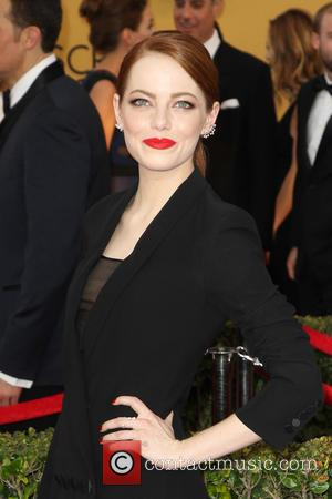 Emma Stone - A host of stars were photographed on the red carpet as they arrived at the 21st Annual...
