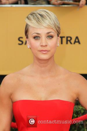 Kaley Cuoco-Sweeting - A host of stars were photographed on the red carpet as they arrived at the 21st Annual...