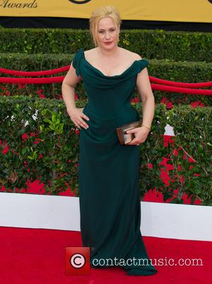 Patricia Arquette - A host of stars were photographed on the red carpet as they arrived at the 21st Annual...