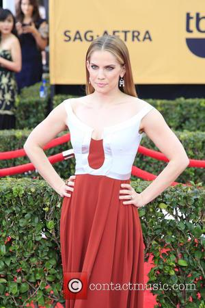 Anna Chlumsky - A host of stars were photographed on the red carpet as they arrived at the 21st Annual...