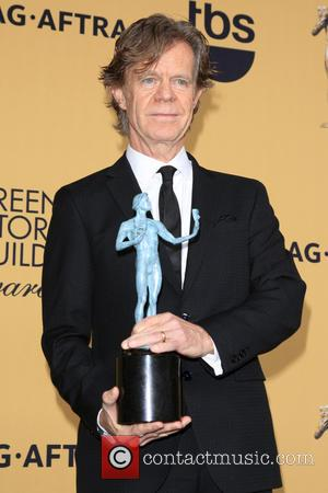 William H. Macy - 21st Annual Screen Actors Guild Awards held at The Shrine Auditorium - Press Room at Shrine...