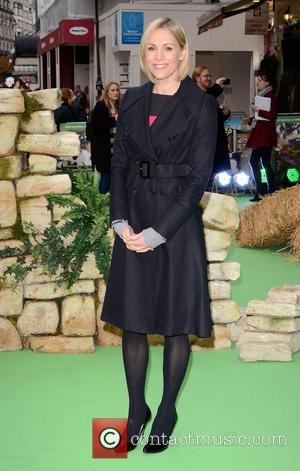 Jenni Falconer - 'Shaun the Sheep Movie' European Premiere at the Vue West End, Leicester Square, London at Vue West...