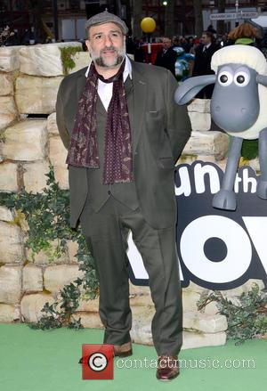 Omid Djalili - 'Shaun the Sheep Movie' European Premiere at the Vue West End, Leicester Square, London at Vue West...