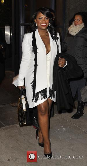 Kandi Burruss - Celebrities leave WWHL (Watch What Happens Live) - New York City, New York, United States - Sunday...