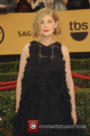 Rosamund Pike - A host of stars were photographed on the red carpet as they arrived at the 21st Annual...