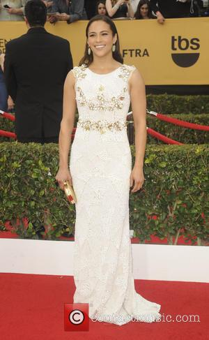 Paula Patton - A host of stars were photographed on the red carpet as they arrived at the 21st Annual...