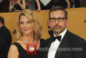 Steve Carell and Nancy Carell - A host of stars were photographed on the red carpet as they arrived at...