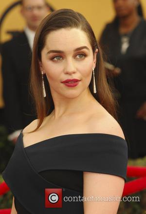 Emilia Clarke - A host of stars were photographed on the red carpet as they arrived at the 21st Annual...