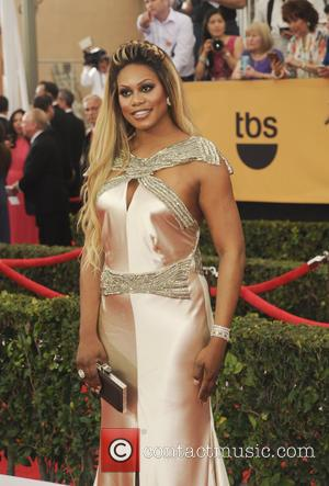 Laverne Cox - A host of stars were photographed on the red carpet as they arrived at the 21st Annual...