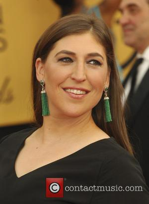Mayim Bialik - A host of stars were photographed on the red carpet as they arrived at the 21st Annual...