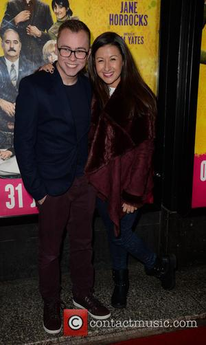 Hayley Tamaddon and Joe Tracini