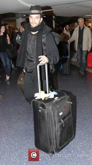 Mark Ballas - Dancing with the Stars, Mark Ballas arrives at Los Angeles International Airport (LAX) - Los Angeles, California,...