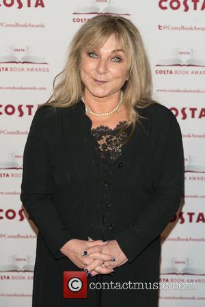 Helen Lederer - Costa Book Awards 2014 held at Quadlingos. - London, United Kingdom - Tuesday 27th January 2015