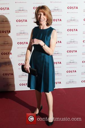 Jane Asher - Costa Book Awards 2014 held at Quadlingos. - London, United Kingdom - Tuesday 27th January 2015