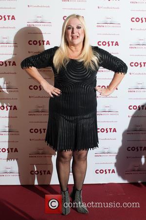 Vanessa Feltz - Costa Book Awards 2014 held at Quadlingos. - London, United Kingdom - Tuesday 27th January 2015