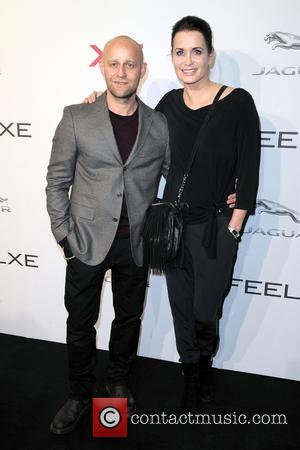 Juergen Vogel and Anja Kling