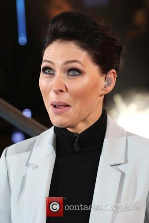 Emma Willis - Big Brother Eviction - London, United Kingdom - Tuesday 27th January 2015