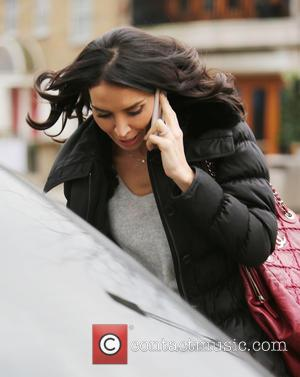 Christine Bleakley - Christine Bleakley outside ITV Studios - London, United Kingdom - Tuesday 27th January 2015
