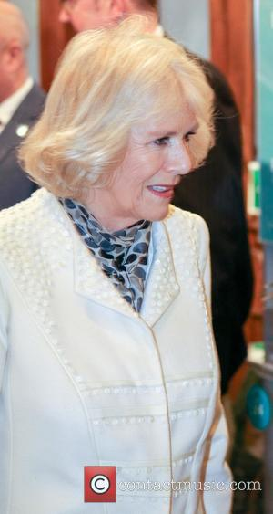 Duchess of Cornwall and Camilla - Camilla, Duchess of Cornwall visits Laing Art Gallery to see the Jonathan Yeo Portraits...