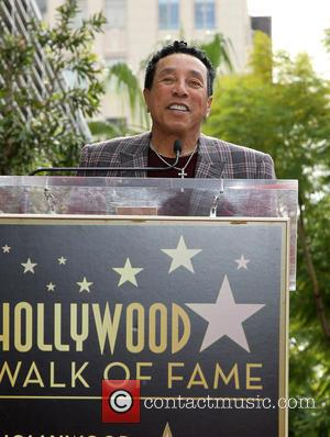Smokey Robinson - Kenneth Ehrlich honored with a star on the Hollywood Walk of Fame at on the Walk of...