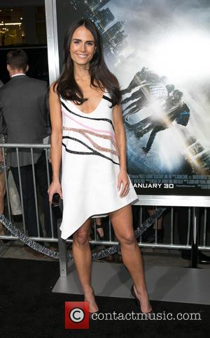 Jordana Brewster - A host of stars were snapped as they arrived for the Los Angeles premiere of the sci-fi...