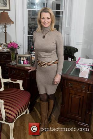Gillian Taylforth - Gillian Taylforth launches Silhouette Soft at the Harley Street Skin Clinic. - London, United Kingdom - Wednesday...
