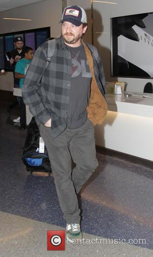 Danny McBride - Actor Danny McBride arrives at Los Angeles International Airport (LAX) - Los Angeles, California, United States -...