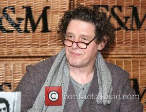 Marco Pierre White - Marco Pierre White signs copies of his book 'White Heat' to celebrate it's 25th anniversary at...