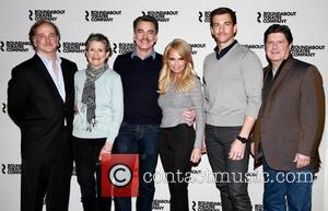 Mark Linn-baker, Mary Louise Wilson, Peter Gallagher, Kristin Chenoweth, Andy Karl and Michael Mcgrath