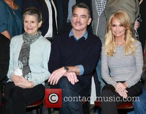 Mary Louise Wilson, Peter Gallagher and Kristin Chenoweth