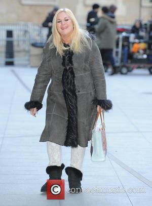 Vanessa Feltz - Vanessa Feltz out in London - London, United Kingdom - Thursday 29th January 2015
