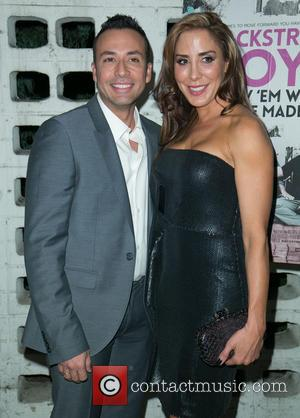 Howie Dorough and Leigh Boniello