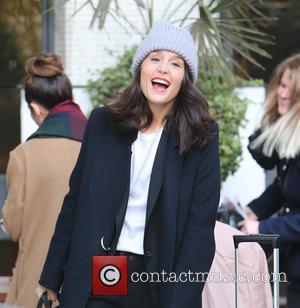 Jessie Ware - Jessie Ware outside the ITV Studios - London, United Kingdom - Thursday 29th January 2015