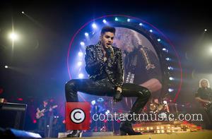 Adam Lambert and Badam Lambert