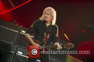 Brian May Battling Ill Health On Tour