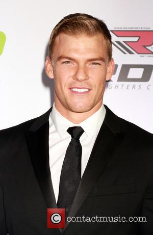 Alan Ritchson - 7th Annual Fighters Only World Mixed Martial Arts Awards held at the Palazzo Las Vegas Hotel &...