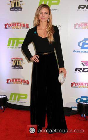 AnnaLynne McCord - 7th Annual Fighters Only World Mixed Martial Arts Awards held at the Palazzo Las Vegas Hotel &...